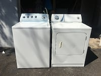 white washer and dryer set Bloomfield