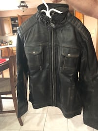 Infinity Leather Coat Windsor, N9E 3T8