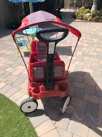 Radio Flyer Custom Wagon  Lake Forest, 92630