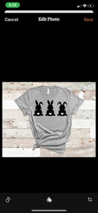 Easter soft tshirt
