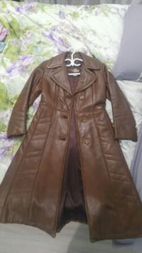 Women's leather vintage jacket from the 80's Mississauga, L5L