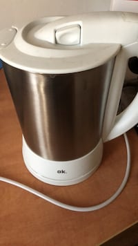 OK Water Kettle Milan, 20141
