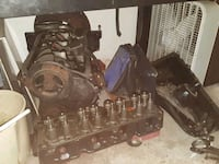 4 cylinder marine parts engine