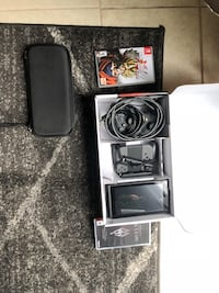 Nintendo Switch, 2 games, Travel Case, Grip Case Woodbridge, 22192