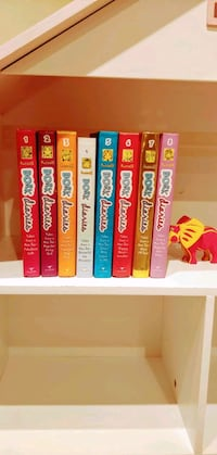 Dork Diaries 1-8 Chevy Chase, 20815