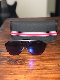 black framed sunglasses with case Arlington, 22202