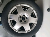 MUST GO- 4 VW Tires with Rims$200 obo Kitchener