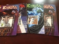 Enigma comic books Grand Rapids, 49504