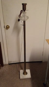 Antique Floor Lamp - Excellent condition - totally refitted PAOLI