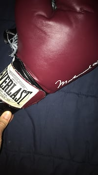 Set of boxing gloves Mohamed ali Vancouver, V6H 3Y7