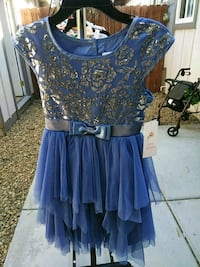 Jona Michelle Size 7 Little girl's dress. Beautifu North Las Vegas, 89030