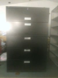 5 DRAWER LATERAL LEGAL FILE CABINET Palm Harbor, 34684