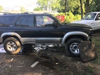 black and gray Ford SUV Lorton, 22079