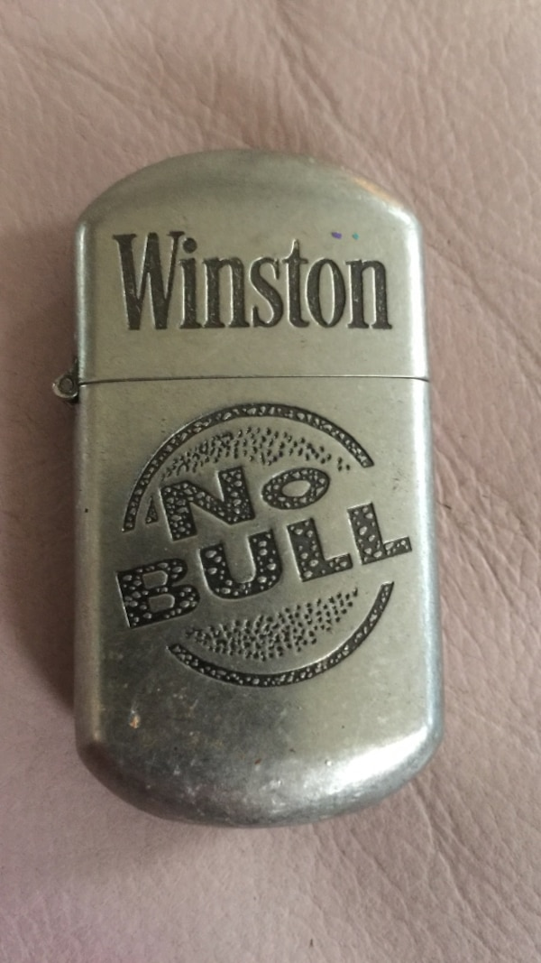 Winston lighter perfect condition 10$ pickup item