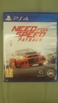 Need For Speed Payback ps4 oyu