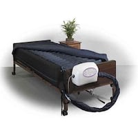 "Drive Medical Lateral Rotation Mattress with on Demand Low Air Loss, 10""    Chicago, 60655"