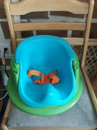 Eddie bauer high chair and booster