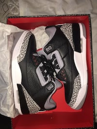 Jordan cement 3s size 9 Windsor, 95492