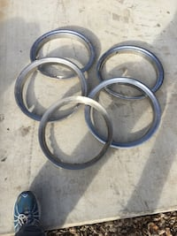 Beauty rings for rims  Springdale, 72762