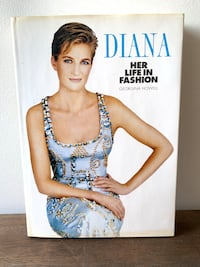 Diana Her Life In Fashion by Georgina Howell Baltimore, 21205