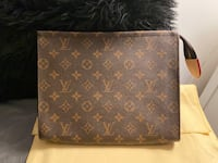LV pouch/ clutch/ tablet holder  Toronto, M3A 2G4