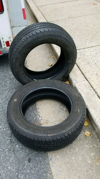 Tires pair. Firestone Destination LE. 235/60R17 Frederick, 21702