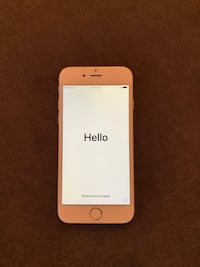 gold iPhone 6 with case Denver, 80218