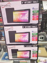 """9"""" SCREEN ANDROID TABLET AVAILABLE 1TB MEMORY WEBCAM AND BLUETOOTH.  Los Angeles, 90014"""