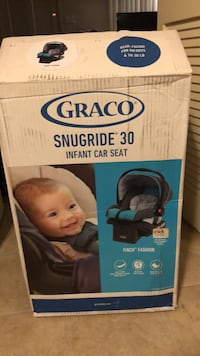 "Infant car seat ""new Gwynn Oak, 21207"