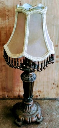 DECORATIVE NIGHTSTAND LAMP