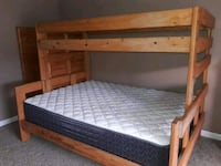 Bunk bed  for sale  no mattres included Knoxville, 37921