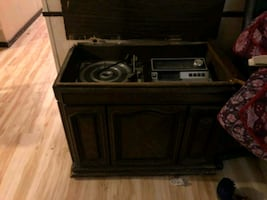Record/8track player