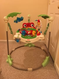baby's white and green jumperoo Greenbelt, 20770