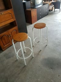Pair of bar stools  Brampton, L6X