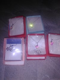 Jewelry 5$ each West Columbia