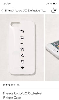 Friends Logo UO Exclusive iPhone Case Mississauga, L5B