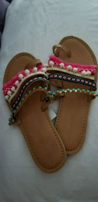 Olivia Miller Sandals Size 7 NEW Westborough, 01581