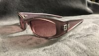 Fendi Lavender mirror sunglasses