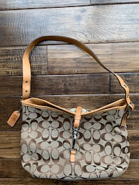 Authentic Coach purses and crossbody