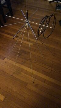 discone bnc/sma  antenna for scanners 709 mi