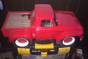 Rc truck (rare one )