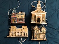 Holiday Time Light Up Decor