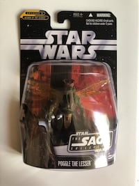 New Star Wars the saga collection POGGLE THE LESSER figure 2006 Las Vegas, 89148