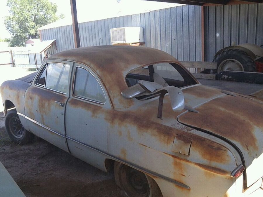 Photo 50 Ford coupe 2 Dr or trade what you got. for atv in good shape