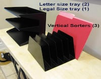 File Desk trays and File Sorters Toronto