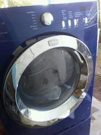 blue front-load clothes washer Hurst, 76053