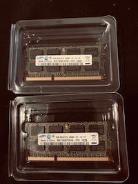 Samsung 2gb notebook sodimms ram Rockville, 20852