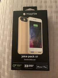 Mophie battery case in GOLD!