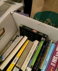 Box of Books West Springfield, 22152