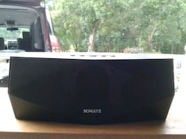 Schultz Bluetooth speaker new in box never used